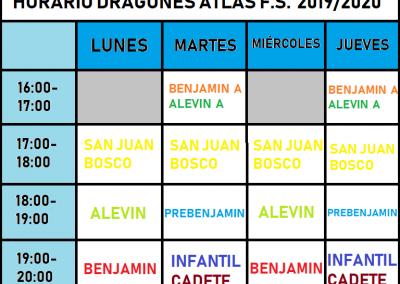 CUADRANTE FUTBOL 2019-20